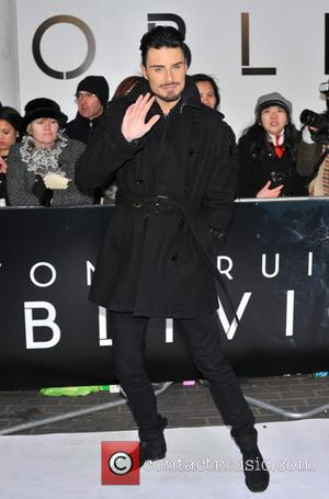 Rylan Clark - 'Oblivion' UK film premiere held at the BFI IMAX - Arrivals - London, United Kingdom - Thursday...