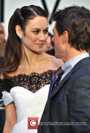 Tom Cruise and Olga Kurylenko - 'Oblivion' UK film premiere held at the BFI IMAX - Arrivals - London, United...