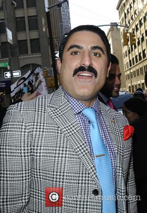 Reza Farahan - 'Shahs of Sunset' stars out and about in Manhattan - New York , NY, United States -...