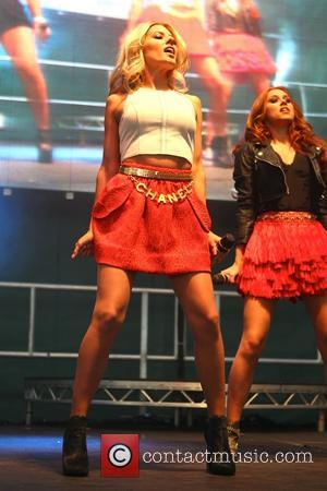 The Saturdays, Mollie King and Una Healy