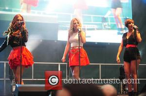 The Saturdays, Una Healy, Mollie King and Frankie Sandford