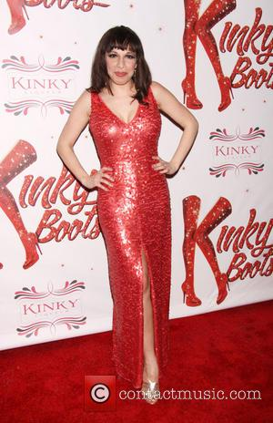 Kinky Boots and Ellyn Marie Marsh