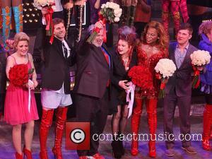 Cyndi Lauper, Harvey Fierstein, Annaleigh Ashford, Billy Porter and Stephen Oremus