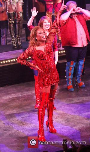 Billy Porter and Kinky Boots