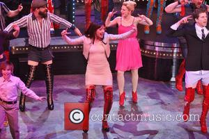 Kinky Boots, Eric Anderson, Celina Carvajal and Annaleigh Ashford