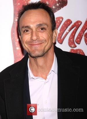 Hank Azaria - Celebrities attend the Media Opening for Kinky Boots on Broadway, 'KinkyBway', After Party at the Mariott Marquis....