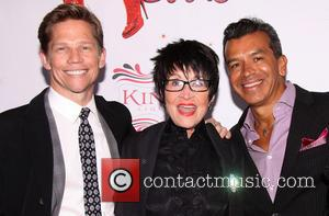 Jack Noseworthy, Chita Rivera and Sergio Trujillo