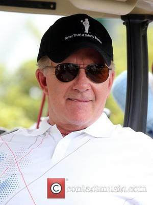 Alan Thicke - The Aria Resort & Casino Presents the Michael Jordan Celebrity golf Invitational tournament at Shadow Creek -...