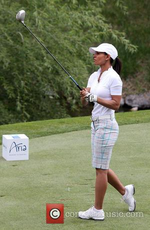 Salli Richardson - The Aria Resort & Casino Presents the Michael Jordan Celebrity golf Invitational tournament at Shadow Creek -...