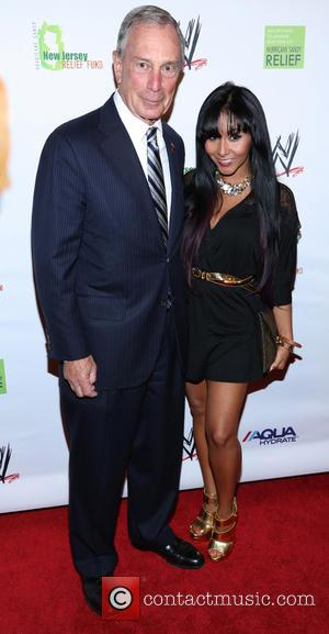 Michael Bloomberg and Nicole Polizzi