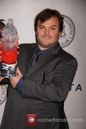 Jack Black - The Friars Club Roast of Jack Black at The Hilton Hotel in New York City - New...