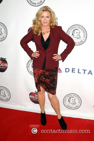 Shannon Tweed - The Friars Club Roast of Jack Black at The Hilton Hotel in New York City - New...