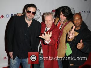 Spin Doctors, Chris Barron, Eric Schenkman, Marck White and Aaron Comess