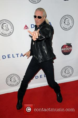 Dee Snider and Twisted Sister - The Friars Club Roast of Jack Black at The Hilton Hotel in New York...