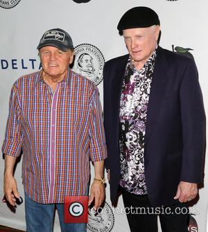 Mike Love and Bruce Johnston