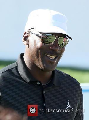 Michael Jordan - The Aria Resort & Casino Presents the Michael Jordan Celebrity Golf Invitational tournament at Shadow Creek -...