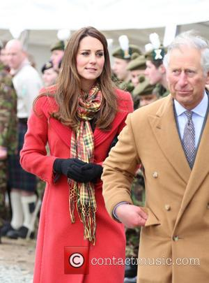 Charles, Prince Of Wales and Catherine Duchess Of Cambridge
