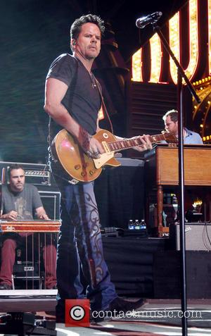 Gary Allan - The ACM Fremont Street Concerts in Las Vegas - Las Vegas, Nevada, United States - Friday 5th...