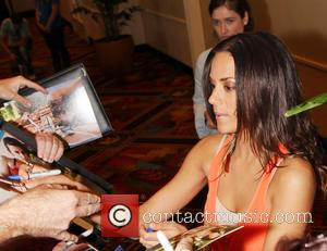 Jana Kramer - Celebrities at The MGM Grand for the 48th Annual Academy of Country Music Awards - Las Vegas,...