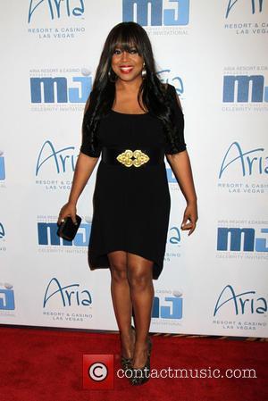 Shanice - 12th Annual Michael Jordan Celebrity Invitational Gala at Aria Resort and Casino - Las Vegas, NV, United States...