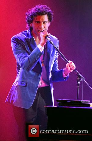 Mika - Mika performs live at the Opera House as part of The Origin of Love tour - Toronto, Ontario,...