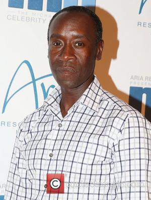 Don Cheadle - 12th Annual Michael Jordan Celebrity Invitational Gala at Aria Resort and Casino - Las Vegas, Nevada, United...