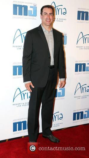 Rob Riggle - 12th Annual Michael Jordan Celebrity Invitational Gala at Aria Resort and Casino - Las Vegas, Nevada, United...