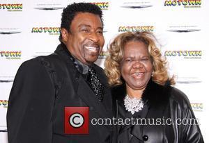 Dennis Edwards and Janie Bradford