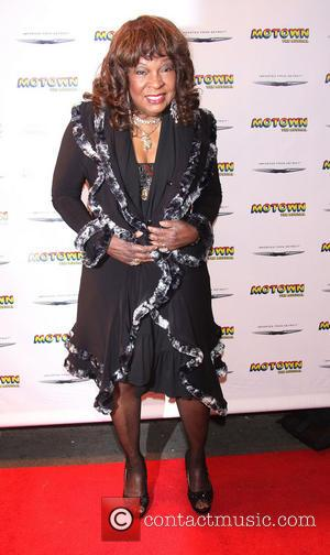 Martha Reeves - Broadway's Motown: The Musical family night celebration at the Lunt Fontanne Theatre - Arrivals - New York,...