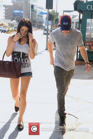 Ashley Greene and Josh Henderson