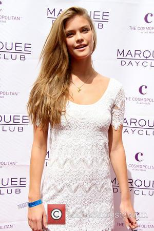 Nina Agdal - Marquee Dayclub Grand Opening