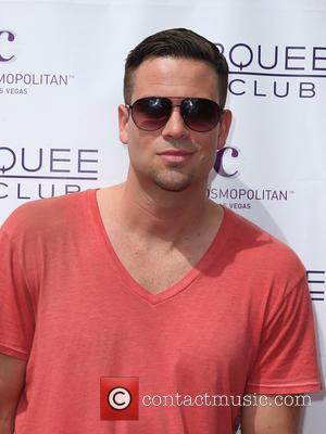 Mark Salling - Marquee Dayclub season grand opening event, held at The Cosmopolitan Hotel - Las Vegas, Nevada, United States...