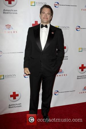 Michael Weatherly - Members of the Armed Forces and the cast of 'NCIS' honoured at the 'Annual Red Cross Red...