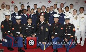 Pauley Perrette, Us Navy, David Mccallum, Brian Dietzen, Michael Weatherly and Us Marines