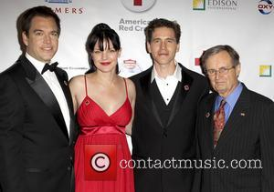 Michael Weatherly, Pauley Perrette, Brian Dietzen and David Mccallum