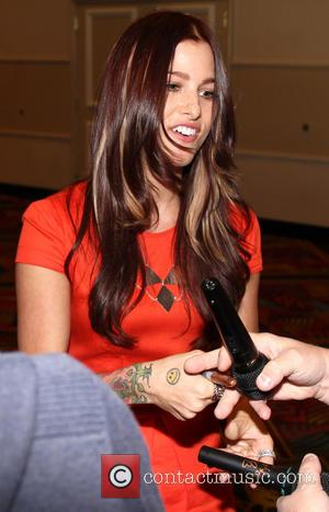 Cassadee Pope - Celebrities at The MGM Grand for the 48th Annual Academy of Country Music Awards - Las Vegas,...