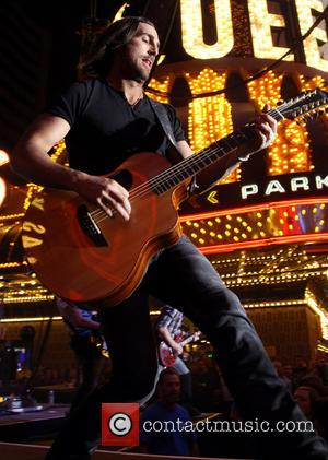 Jake Owen - The ACM Fremont Street Concerts - Day 2 - Las Vegas, Nevada, United States - Saturday 6th...