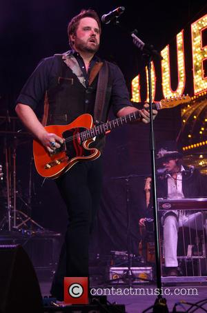 Randy Houser - The ACM Fremont Street Concerts - Day 2 - Las Vegas, Nevada, United States - Saturday 6th...