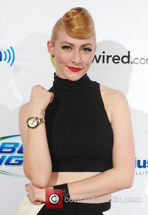 Amy Heidemann and Of Karmin - Club Skirts Dinah Shore Weekend - Day 3 - Palm Springs, California, United States...