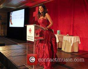 Christine Devine - Members of the Armed Forces and the cast of 'NCIS' honoured at the 'Annual Red Cross Red...