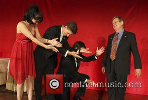 Pauley Perrette, Brian Dietzen, Michael Weatherly and David Mccallum
