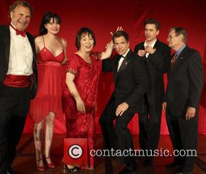 Russ T Nailz, Pauley Perrette, Jo Michael Weatherly, Brian Dietzen, David Mccallum and Josie Tong