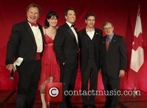 Russ T Nailz, Pauley Perrette, Michael Weatherly, Brian Dietzen and David Mccallum