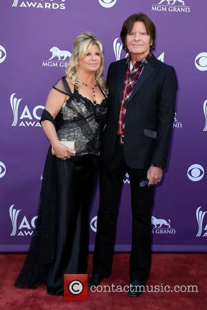 John Fogerty - 48th Annual ACM Awards held at the MGM Grand Garden Arena inside MGM Grand - Arrivals -...