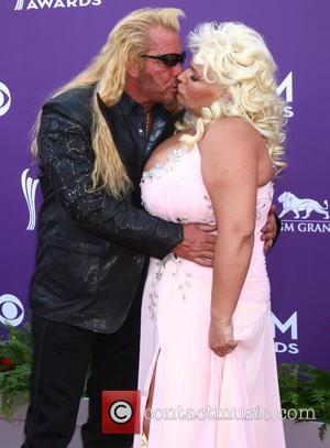Duane 'dog' Chapman and Beth Chapman