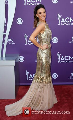 Jana Kramer - 48th Annual ACM Awards held at the MGM Grand Garden Arena inside MGM Grand - Arrivals -...