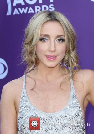 Ashley Monroe - 48th Annual ACM Awards held at the MGM Grand Garden Arena inside MGM Grand - Arrivals -...