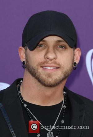 Brantley Gilbert - 48th Annual ACM Awards held at the MGM Grand Garden Arena inside MGM Grand - Arrivals -...