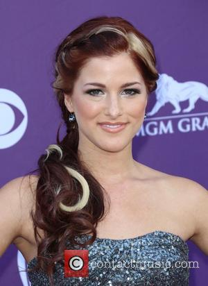 Cassadee Pope - 48th Annual ACM Awards held at the MGM Grand Garden Arena inside MGM Grand - Arrivals -...