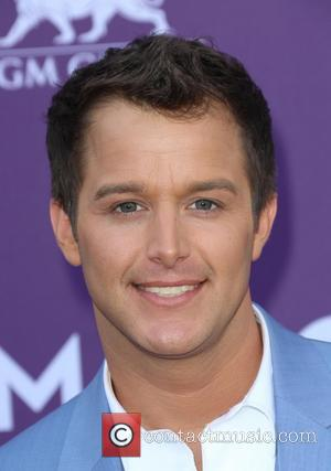 Easton Corbin - 48th Annual ACM Awards held at the MGM Grand Garden Arena inside MGM Grand - Arrivals -...